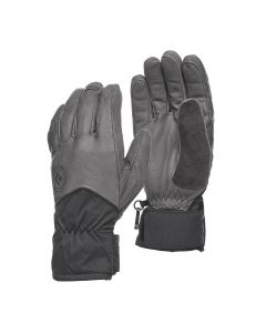 Rękawice skórzane Black Diamond Tour Gloves ash