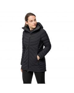 Płaszcz puchowy damski ATHLETIC DOWN COAT W Black