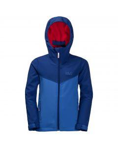 Chłopięca kurtka softshellowa B WINDMILL ROAD JKT coastal blue