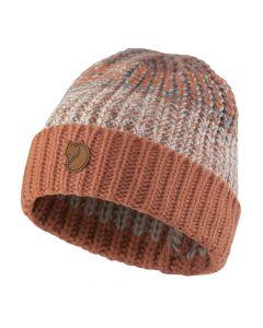 Czapka zimowa Fjallraven Chunky Hat terracotta pink