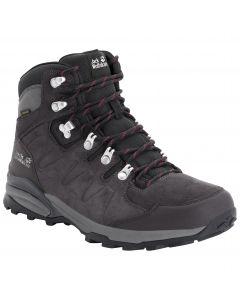 Buty na wędrówki REFUGIO TEXAPORE MID W Dark Steel / Purple