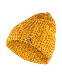 Czapka zimowa Fjallraven Ovik Melange Beanie mustard yellow 161