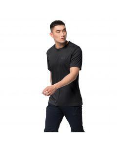 Koszulka męska TECH T M black