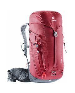 Plecak turystyczny Deuter Trail 30 cranberry/graphite