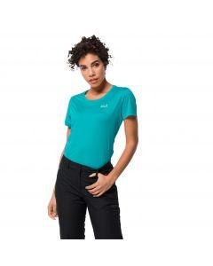 Koszulka sportowa damska TECH T W aquamarine