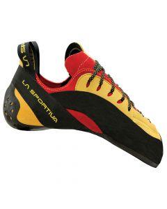 Buty wspinaczkowe La Sportiva TESTAROSSA red
