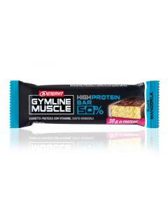 Baton proteinowy Enervit high Gymline Muscle Protein Bar 50% migdałowy