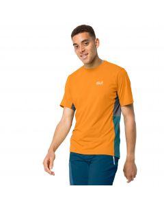 Koszulka termoaktywna męska NARROWS T M Orange sky