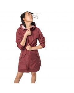 Płaszcz przeciwdeszczowy damski MONTEREY COAT WOMEN auburn