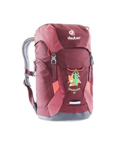Plecak dla dziecka Deuter Waldfuchs 14 cardinal/maron