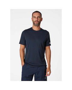 Koszulka Helly Hansen Tech T-shirt navy