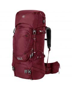 Damski plecak trekkingowy HIGHLAND TRAIL 55 WOMEN cabernet