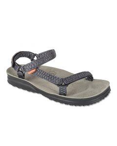 Sandały sportowe Lizard Hike skin dark grey