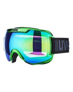 Gogle narciarskie UVEX DOWNHILL 2000 RACE green-chrome