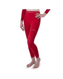 Getry MERINO LEGGINS WOMEN red