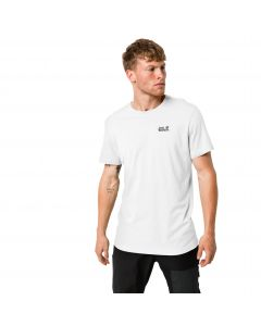 Męski T-shirt ESSENTIAL T MEN white rush
