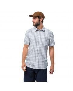 Koszula męska HOT SPRINGS SHIRT M white rush checks
