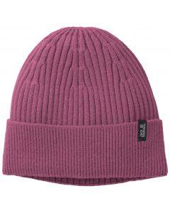 Czapka zimowa COSY CAP violet quartz