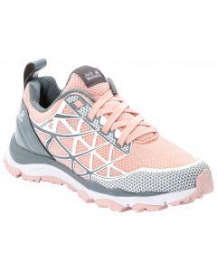 Buty sportowe damskie TRAIL BLAZE VENT LOW W light pink / grey