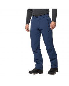 Spodnie zimowe męskie ACTIVATE THERMIC PANTS MEN dark indigo