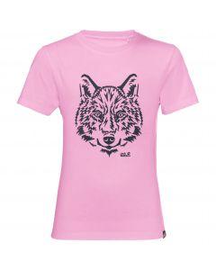 Koszulka dziecięca BRAND T KIDS lilac
