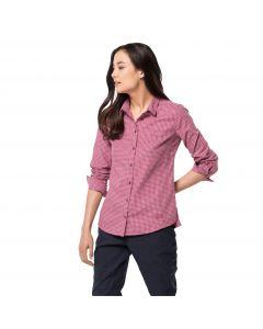 Koszula damska ALIN SHIRT violet quartz checks