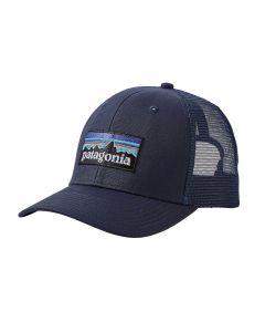 Czapka P6 LOGO TRUCKER HAT navy blue