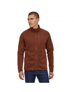 Polar męski Patagonia Better Sweater Jacket barn red