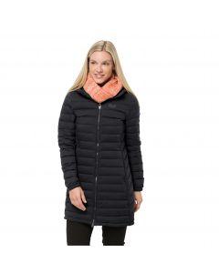 Płaszcz puchowy damski GLOWING MOUNTAIN COAT W Black