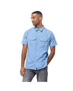 Koszulka THOMPSON SHIRT MEN cool water checks