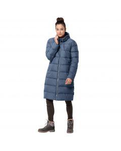 Płaszcz puchowy damski CRYSTAL PALACE COAT frost blue
