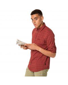 Koszula męska RAYS FLEX SHIRT M mexican pepper checks