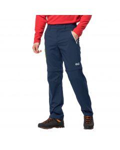 Spodnie z odpinanymi nogawkami OVERLAND ZIP AWAY M dark indigo