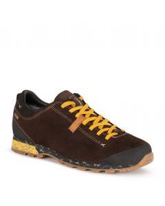 Buty turystyczne AKU Bellamont III Suede GTX brown/yellow