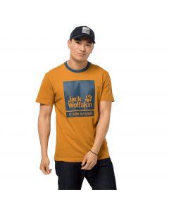 Męski t-shirt 365 THUNDER T M amber