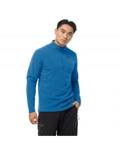 Męska bluza polarowa ARCO MEN brilliant blue stripes