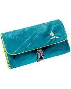 Kosmetyczka podróżna Deuter Wash Bag II petrol/kiwi