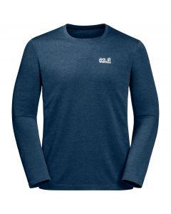 Koszulka HYDROPORE XT LONGSLEEVE MEN poseidon blue