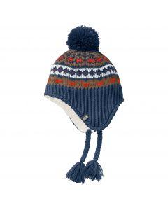 Czapka zimowa dla dzieci STORMLOCK HIMALAYA CAP K Dark Indigo