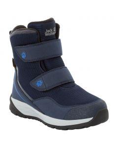 Buty zimowe dla dzieci POLAR BEAR TEXAPORE HIGH VC K dark blue / light grey