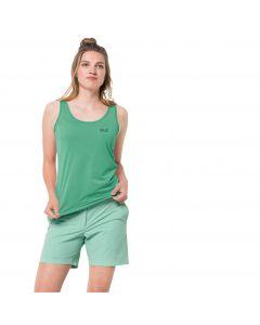 Koszulka damska CROSSTRAIL TOP WOMEN pacific green