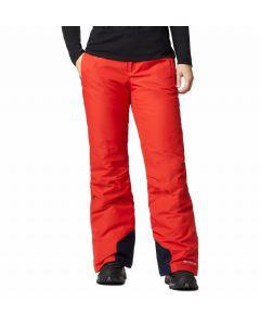 Spodnie narciarskie Columbia Bugaboo Omni-Heat bold orange