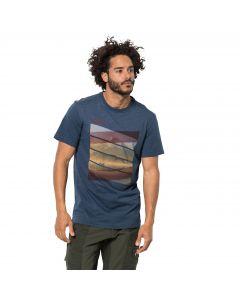 T-shirt męski MOTOSU LAKE T M dark indigo