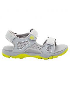 Chłopięce sandały PUNO BEACH SANDAL slate grey