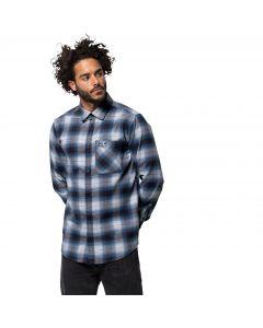 Koszula męska LIGHT VALLEY SHIRT night blue checks
