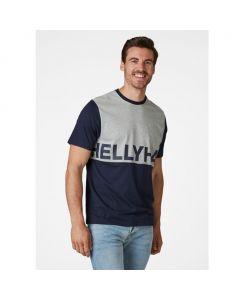 Koszulka męska Helly Hansen ACTIVE T-Shirt navy 597