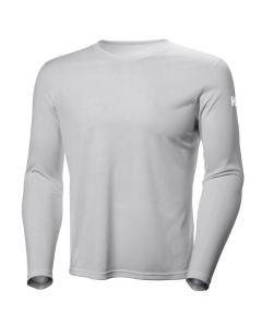 Koszulka termoaktywna Helly Hansen Tech Crew light grey