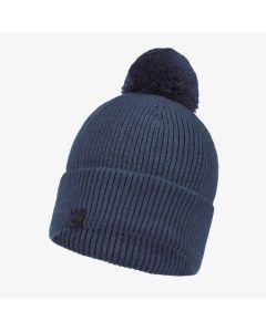 Czapka Buff Merino Wool Hat Tim denim