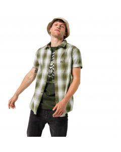 Koszula męska HOT CHILI SHIRT M dark moss checks