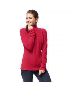 Bluza polarowa damska ARCO WOMEN red fire stripes